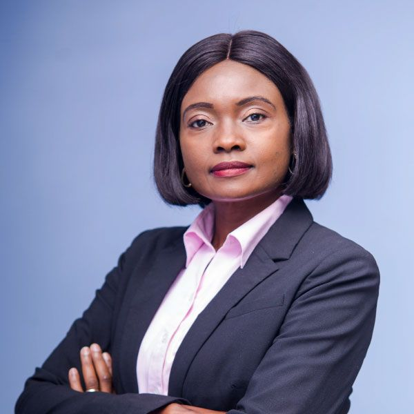 Gladys Nkonde (Mrs.)